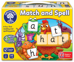 Orchard Toys Match and Spell (Game)