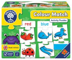 Orchard Toys Colour Match (Puzzle)