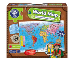 Orchard Toys World Map (Puzzle)