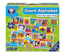 Orchard Toys Giant Alphabet (Puzzle)