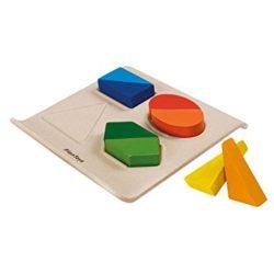 Plan Toys Fraction Twist & Shape