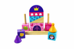 Beehive Toys Stacking Princess Castle