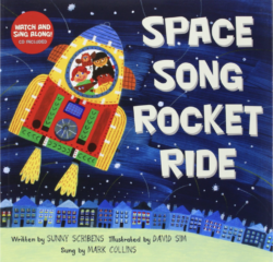 Space Song Rocket Ride (Book + CD)