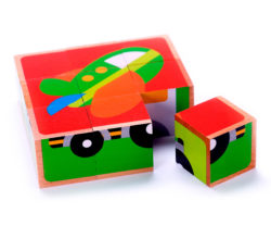 Beehive Toys Traffic Block Puzzle