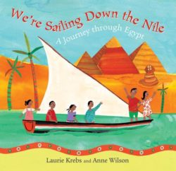 We're Sailing Down the Nile (Book)