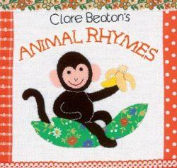 Clare Beaton's Animal Rhymes (Board Book), ISBN  9781782850809