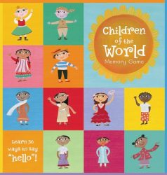 Children of the World (Memory Game by Barefoot Books)