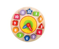 Beehive Toys Clock Puzzle