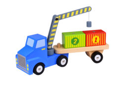 Beehive Toys Container Loader