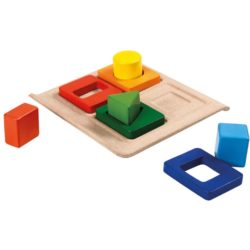 Plan Toys Shape Sorter