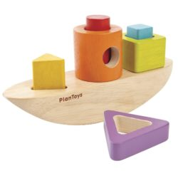 Plan Toys Shapes Sorting Boat