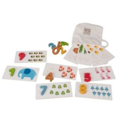 Plan Toys Numbers and Cards 1-10