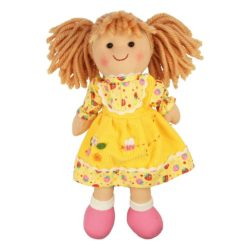 Bigjigs Daisy Soft Plush Doll