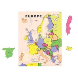Bigjigs Europe Inset Puzzle