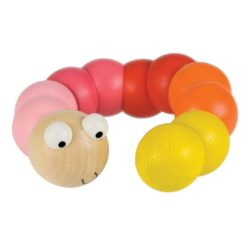 Bigjigs Wiggly Worm (Pink)