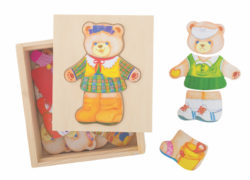 Bigjigs Dress Up - Mr Bear
