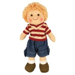 Bigjigs Harry Soft Plush Doll