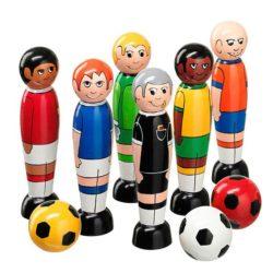 Lanka Kade Football Skittles and Balls