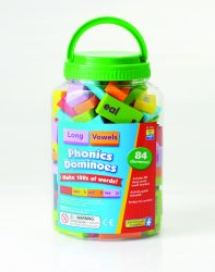 Learning Resources Phonics Dominoes - Long Vowels