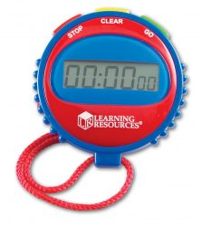 Learning Resources Simple Stopwatch Timer