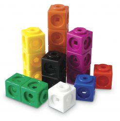 Learning Resources Mathlink Linking Cubes (Set of 100)