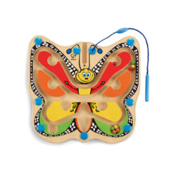 Hape Colour Flutter Butterfly Magnetic Maze