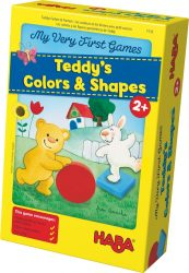 HABA My Very First Games – Teddy's Colours and Shapes