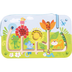 HABA Flower Maze Magnetic Game