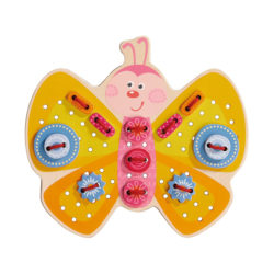 HABA Threading Game Butterfly
