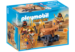 Playmobil 5388 - Egyptian Troop with Ballista