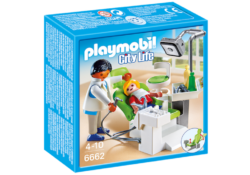 Playmobil 6662 - Dentist with Patient