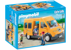 Playmobil 6866 - School Bus with Removable Roof