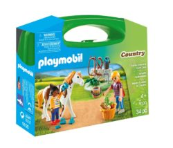 Playmobil 9100 - Horse Grooming Carry Case