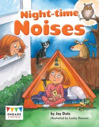 Night-time Noises (Engage Literacy Green)