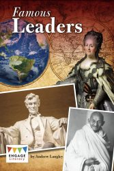Famous Leaders (Engage Literacy Dark Red)