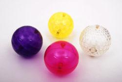 Large Texture Sensory Flashing Light up Ball Set (Pack of 4)