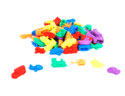 Transport Counters (Pack of 72 Counting Pieces)