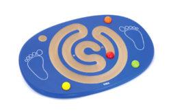 Ball Maze & Balance Wobble Board