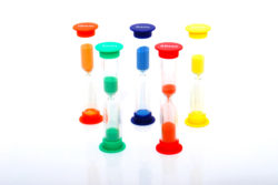Midi Sand Timers (Pack of 5)