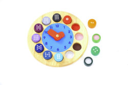 Tell the Time By Touch - Sensory Clock