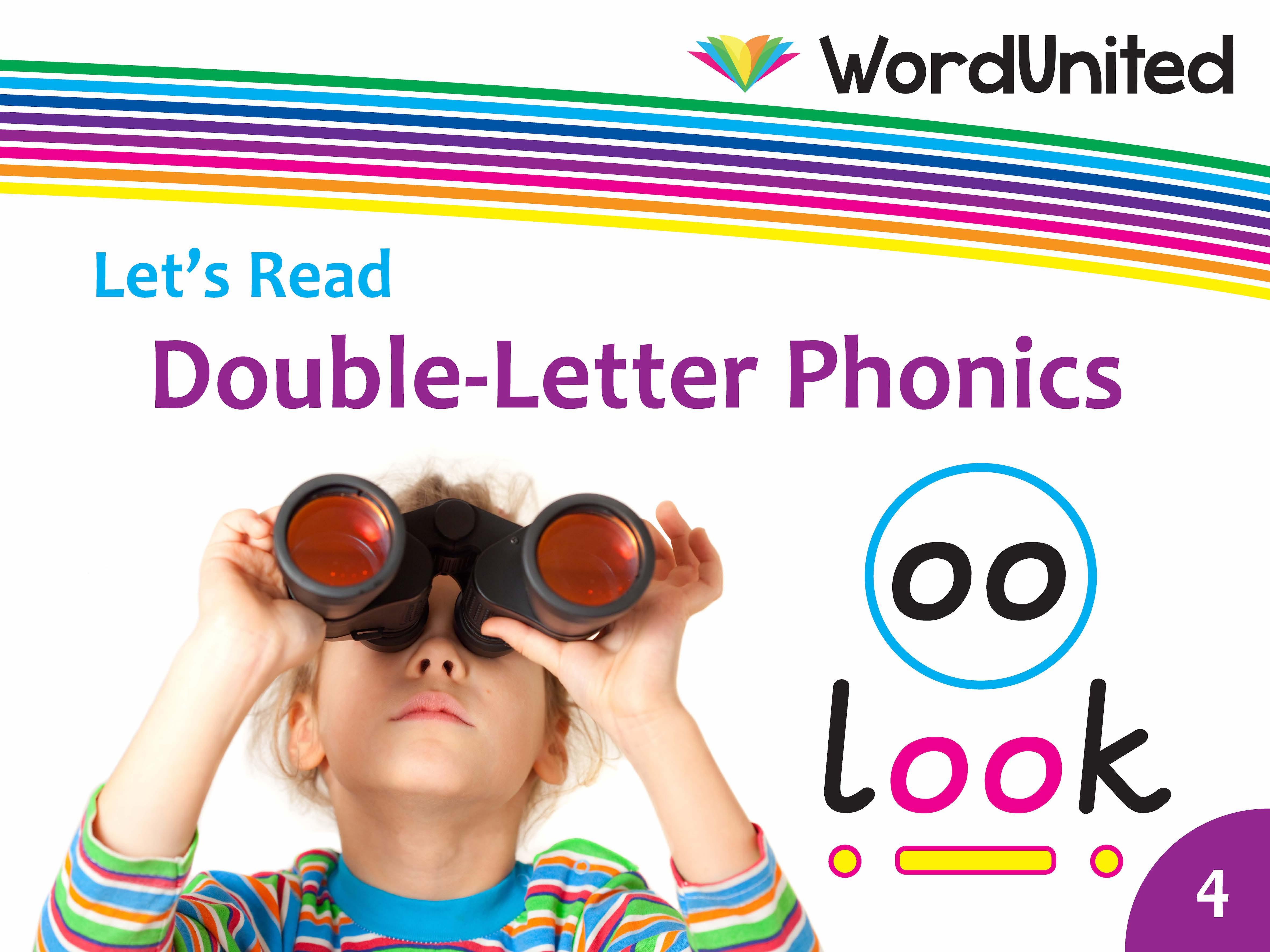 let u0026 39 s read - double-letter phonics