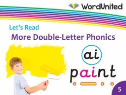 Let's Read - More Double-Letter Phonics