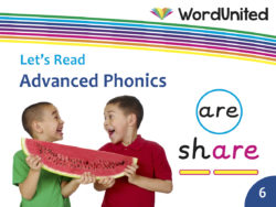 Let's Read - Advanced Phonics