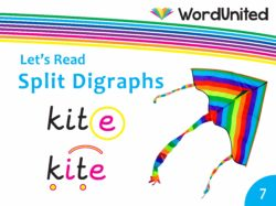Let's Read - Split Digraphs