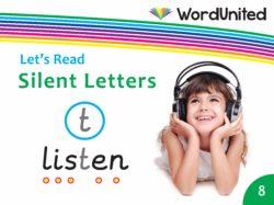 Let's Read - Silent Letters
