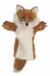 The Puppet Company - Fox (Long-Sleeved Puppet)