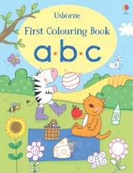 ABC First Colouring Book