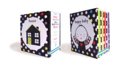 Usborne Baby's Very First Black & White Little Library