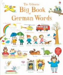 Usborne Big Book of German Words