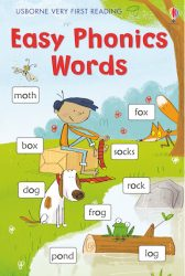 Usborne Easy Phonics Words
